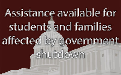 graphic Assistance for families government shutdown article
