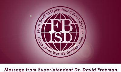 FBISD logo graphic